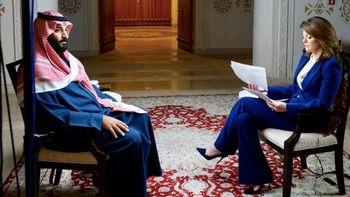 بنسلمان: راه حل سیاسی با ایران را به نظامی ترجیح میدهیم / دستور قتل خاشقچی را صادر نکردهام