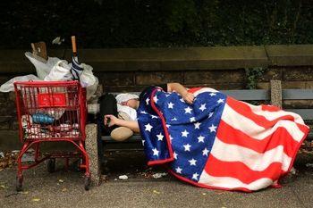 بیخانمانی و خیابانخوابی در کالیفرنیا