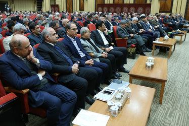جلسه هیات نمایندگان اتاق بازرگانی ایران با حضور وزیر اقتصاد