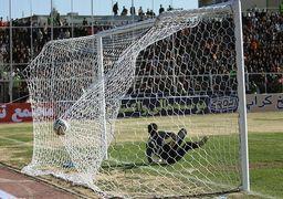 مقتدرترین دروازه بان های لیگ هفدهم فوتبال