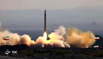 ویژگیهای موشک بالستیک نقطهزن ایران+تصاویر