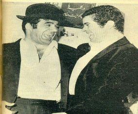 گزیده ای از عکس های ناصر ملک مطیعی