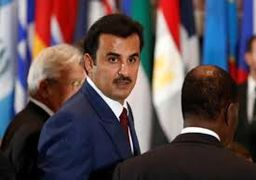 اقدام جالب امیر قطر در مواجهه با همسر مکرون در فینال جام جهانی+فیلم