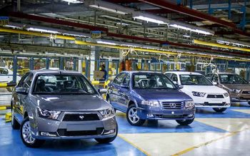 افزایش قیمت خودروهای داخلی + جدول قیمت