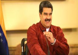 مادورو به ونزوئلاییها: بهجای شستن توالت خارجیها به کشورتان بازگردید!