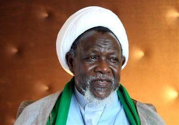 راهپیمایی برای رهبر شیعیان نیجریه در ایران