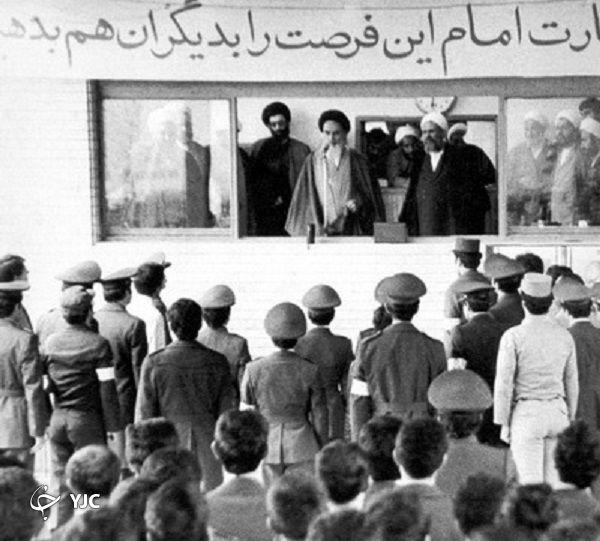 کدام فرمانده ارتشی طرح کودتا علیه امام خمینی را افشا کرد؟