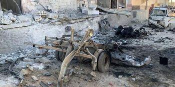 انفجار خودروی بمبگذاری شده در حومه رقه سوریه