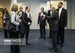 ظریف شرط پایبندی ایران به برجام را به اروپا اعلام کرد