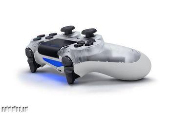 کنترل های  شفاف سونی برای PS4