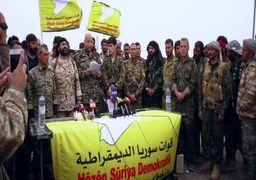 داعش هنوز مساحتی معادل کشور لبنان را در کنترل خود دارد