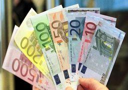 قیمت یورو امروز سه شنبه 19/ 01/ 99 | یورو ثابت ماند