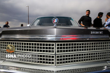 نمایش ماشینهای کلاسیک اسپورت