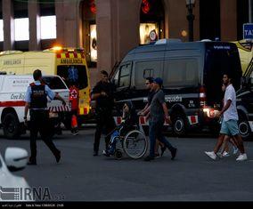 حمله تروریستی بارسلون