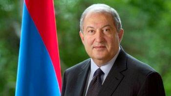 رئیسجمهور ارمنستان: از توافق آتشبس جدید بیخبر بودم