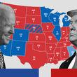 آخرین وضعیت شمارش آراء در ایالات کلیدی /جمهوری خواهان پشت ترامپ را خالی کردند