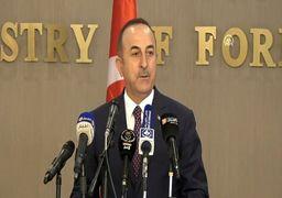 چاووشاوغلو: قبل از اقدام نظامی علیه کردهای سوریه به دمشق اطلاع میدهیم