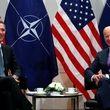 ناتو در انتظار نشستی فوری با رئیس جمهور بایدن؟
