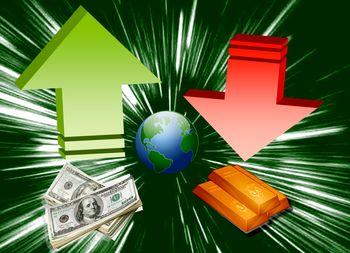 شکست طلا از دلار /بوسه خداحافظی بر کانال 1900؟