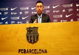 پروژه برکناری رئیس بارسلونا کلید خورد