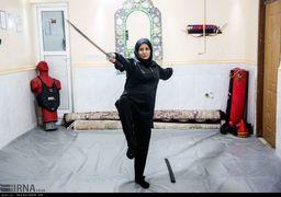 گزارش تصویری زنان موفق ایرانشهر
