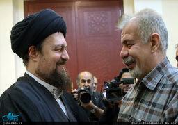 خاطره مرحوم بهرام شفیع از دیدارش با امام خمینی(ره)