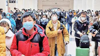 درخواست مهم وزیر بهداشت از جهانگیری: پروازها از چین و بالعکس متوقف شوند