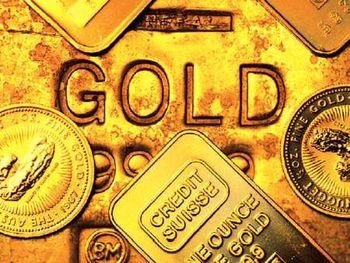 قیمت اونس طلا در سقف 2 ماهه