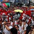 واکنش دولت هنگکنگ دربرابر معترضان خیابانی