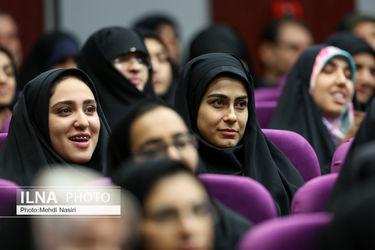 تصاویر مراسم روز دانشجو با حضور حسن روحانی