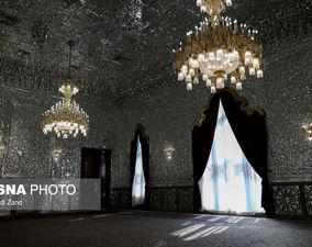 گزارش تصویری از  کاخ مرمر؛ درها پس از 41 سال روی مردم باز میشود