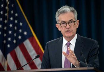 کرونا رییس بانک مرکزی آمریکا را هم خانه نشین کرد
