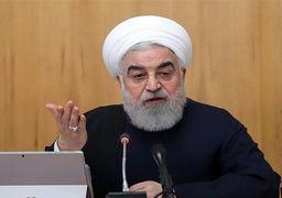 روحانی: قرنطینه هیچ شهری مطرح نیست/ کرونا نباید به سلاح دشمن تبدیل شود/ به دو سه هفته زمان برای عبور از وضعیت کنونی نیاز داریم