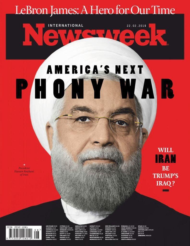 جنگ نادرست بعدی آمریکا: آیا ایران به عراق ترامپ تبدیل میشود؟ / سلاحی که ترامپ دارد، تحریمهای اقتصادی، حمایت از مخالفان تبعیدی و باز گذاشتن دست اسراییل در سوریه برای حمله به ایران است