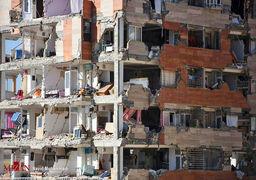 2 نمای تکان دهنده از زلزله کرمانشاه + عکس