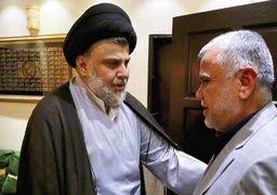توافق اولیه مقتدی الصدر و العامری برای تشکیل دولت آینده