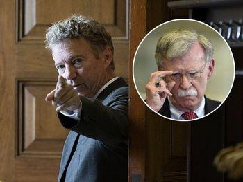 سناتور آمریکایی: با رفتن بولتون تهدیدهای جنگی هم رفت!