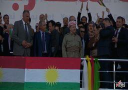 موضع نهایی بارزانی در مورد برگزاری همه پرسی استقلال اعلام شد + عکس