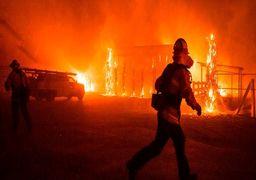 ویرانگرترین آتش سوزی های تاریخ