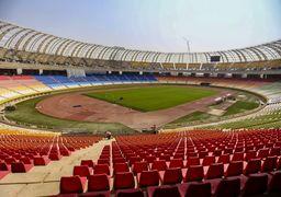 استادیوم نقش جهان اولین ورزشگاه دارای فیبر نوری در کشور