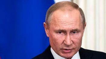 تمدید قدرت پوتین تا سال 2036