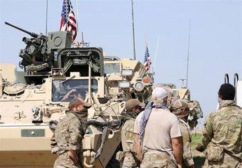 انفجار در مسیر کاروان نظامیان آمریکایی