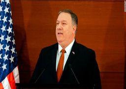 پمپئو: ایران تهدیدی برای تمام جهان است/ درهای گفتوگو باز است