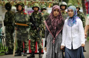 محدودیت ویزایی مقامات چینی به دلیل سرکوب مسلمانان