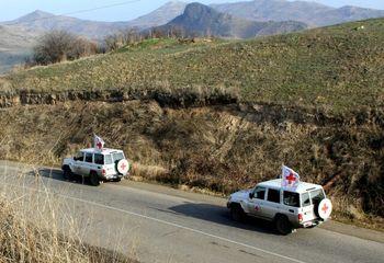 درخواست صلیب سرخ جهانی از طرفین درگیری قرهباغ برای عدم حمله به غیرنظامیان