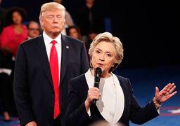 ترامپ متهم می کند؛ هیلاری با روسیه تبانی کرد نه من! + عکس