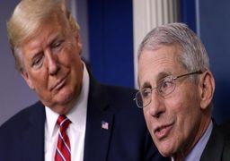 مقام ارشد دولت آمریکا ادعای جدید ترامپ درباره کرونا را رد کرد