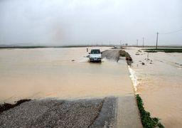 هشدار وقوع کولاک در برخی جادهها / بارش در اغلب شهرها ادامه دارد