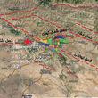 نقشه لرزهای ۳۵۴ محله تهران /  آدرس دقیق گسل های تهران