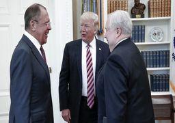 «نشت اطلاعاتی» ترامپ در دیدار با وزیر خارجه روسیه